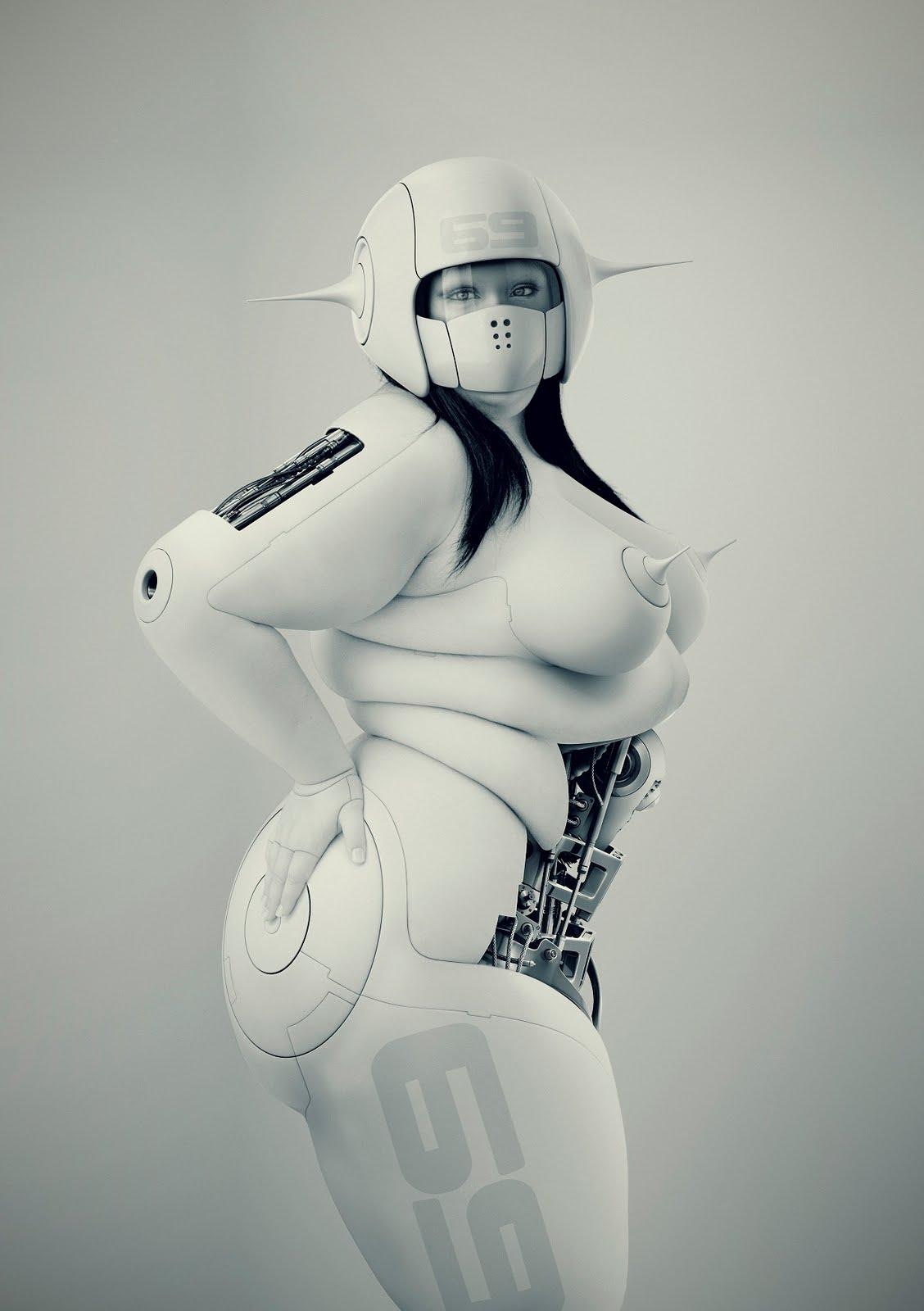Робот девушка для секса фото 1 фотография