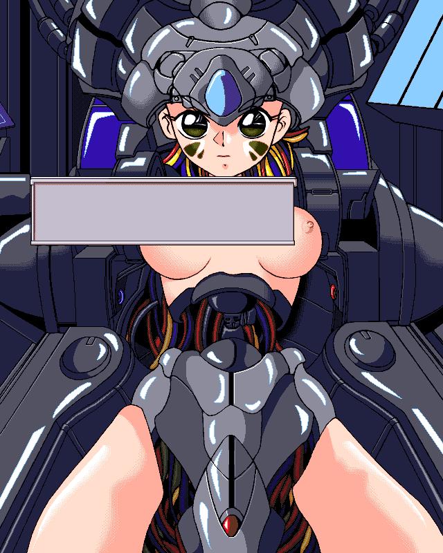 Image:A3 Battle Queen Saikou Fighters Retsuden 3140XB GAME OVER ...