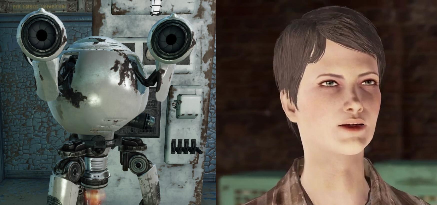 Fallout 4 как сделать людей