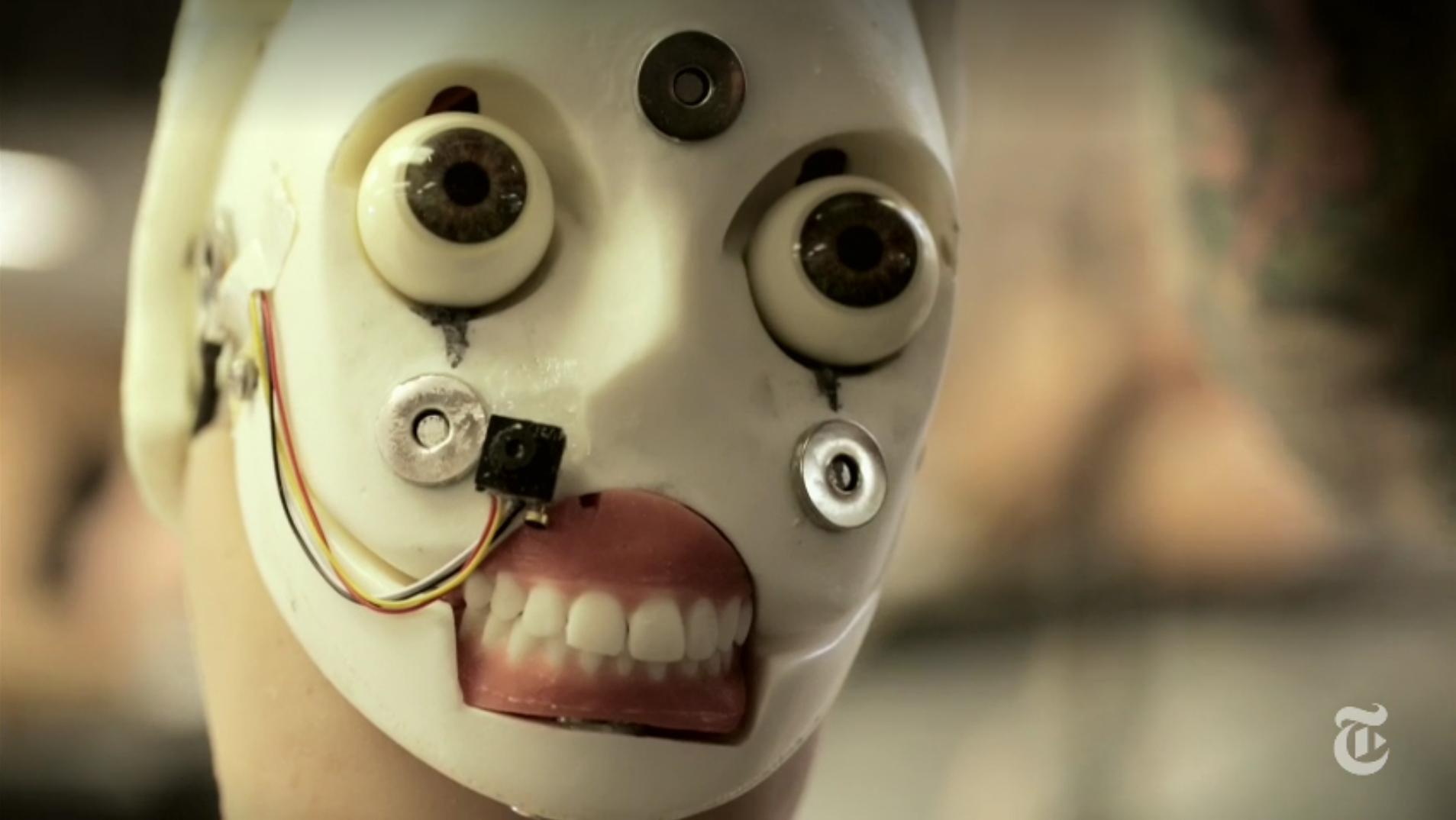 Секс роботы кукла 4 фотография