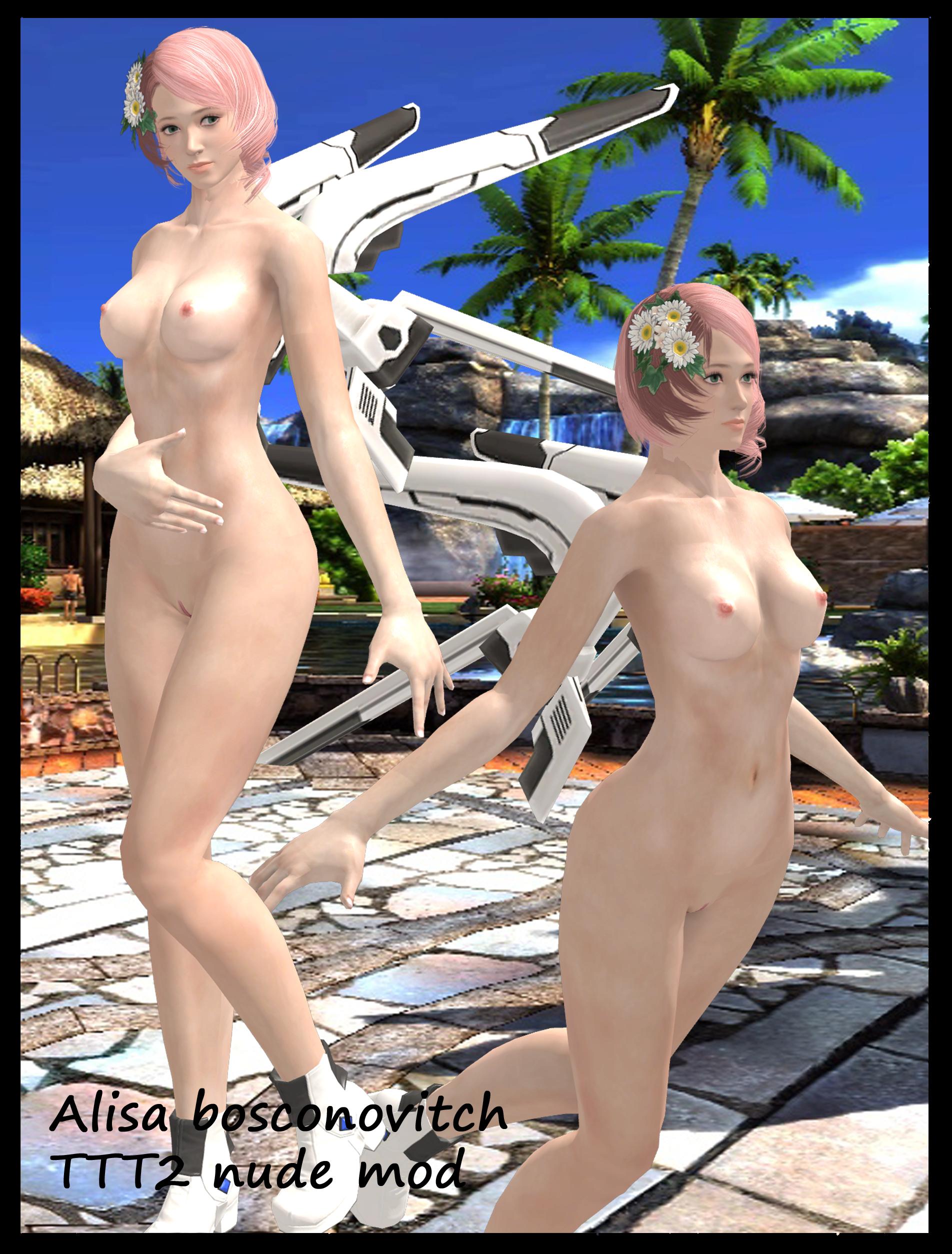 Tekken 6 nude mods sex image