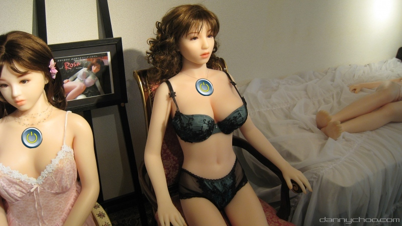 Japanese Sex Bot 103