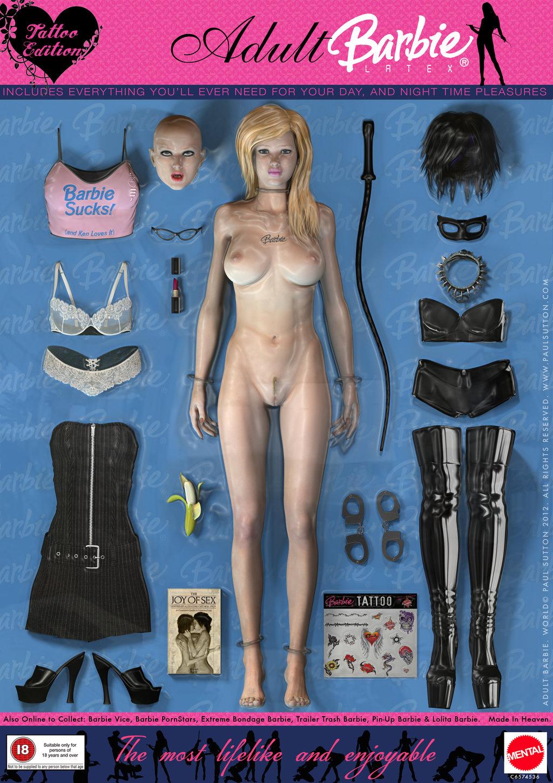 Игра про секс с барби куклы