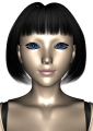 Plastic seamed fembot face closeup by nukunookee-d8fktyx.png