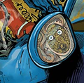 Six Million Dollar Man comic season six issue 5 alternate cover detail.png