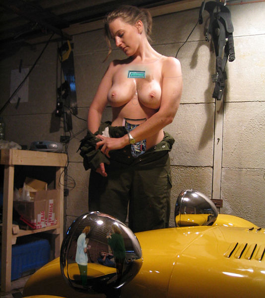 nude hot girls that are mechanic