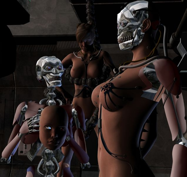 File:Female usurpation fembots by mikiu378-d33k80c.jpg