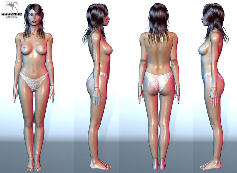 Posture Study Photos 11