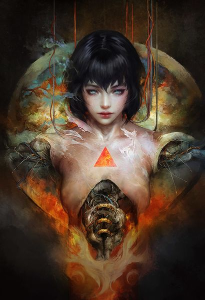 File:Ghost in the Shell by Ignatius Tan.jpg