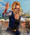 Android 18 the bloody cartoon tournament by davidgalopimdesigns-d6st7ad.jpg