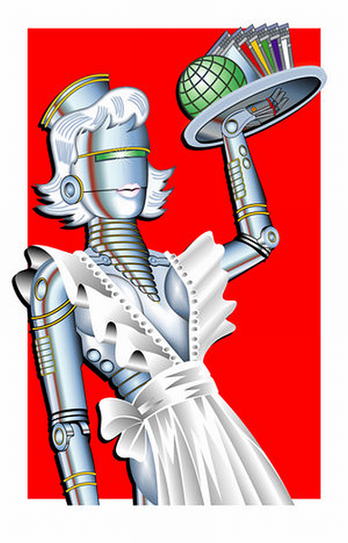 File:Robot waitress by didyouloseasock.png