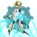 Robot woman by artguykai db1uf8o.png